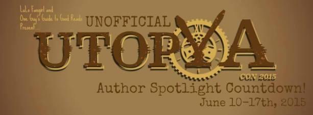 UtopYA Featured Author Header