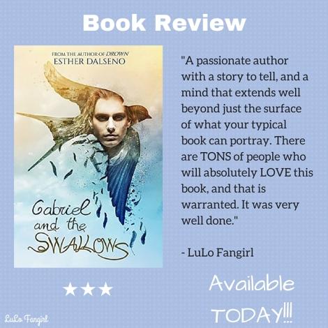Gabriel and the Swallows Blurb